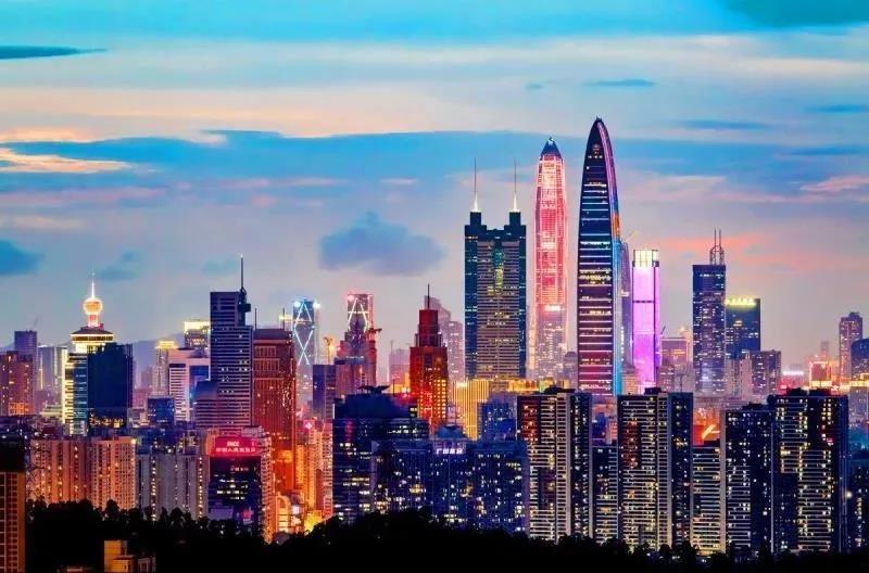 深圳特区,四十不惑、四十而已,未来继续乘风破浪!
